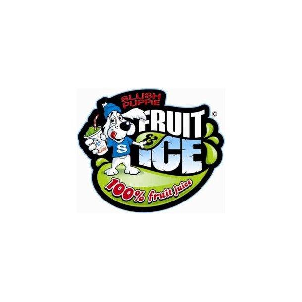Solbær/æble Slush ice