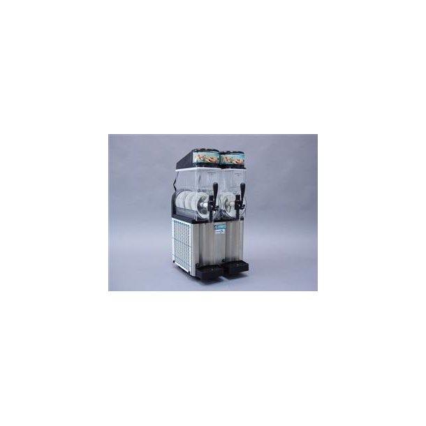 Milkshake maskine m/2 beholdere á 12 liter